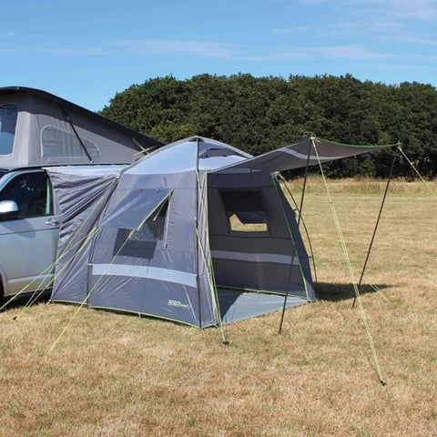 Image of Outdoor Revolution Outhouse Handi XL Drive-away Awning ORBK0120 (2019) made by Outdoor Revolution. A Drive-away Awning sold by Quality Caravan Awnings