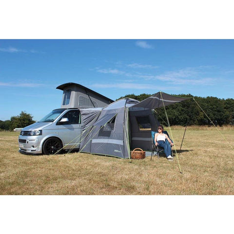 Outdoor Revolution Outhouse Handi XL Drive-away Awning ORBK0120 (2019) made by Outdoor Revolution. A Drive-away Awning sold by Quality Caravan Awnings