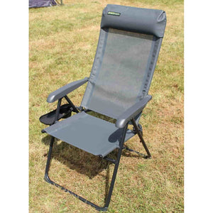 Outdoor Revolution Palermo Tex Camping Chair FUR1820 (2019) made by Outdoor Revolution. A Accessories sold by Quality Caravan Awnings