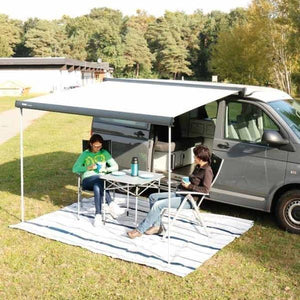 Outdoor Revolution Reimo Thule Windout Awning for T4/T5/T6 2.6m (2019) made by Outdoor Revolution. A Awning Canopy sold by Quality Caravan Awnings