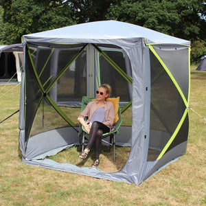 Outdoor Revolution Screenhouse 4 Utility Gazeebo ORBK3700 (2020)
