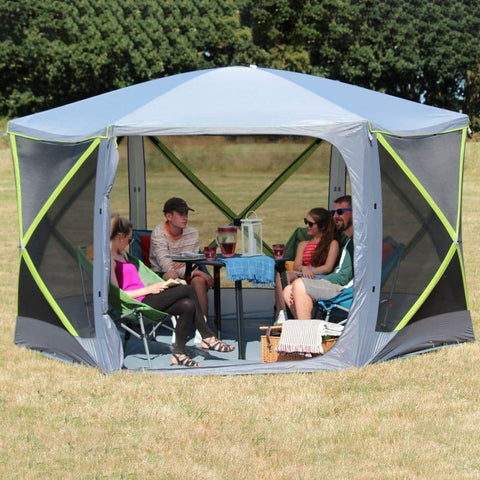 Outdoor Revolution Screenhouse 6 Utility Gazeebo ORBK3705 (2020)