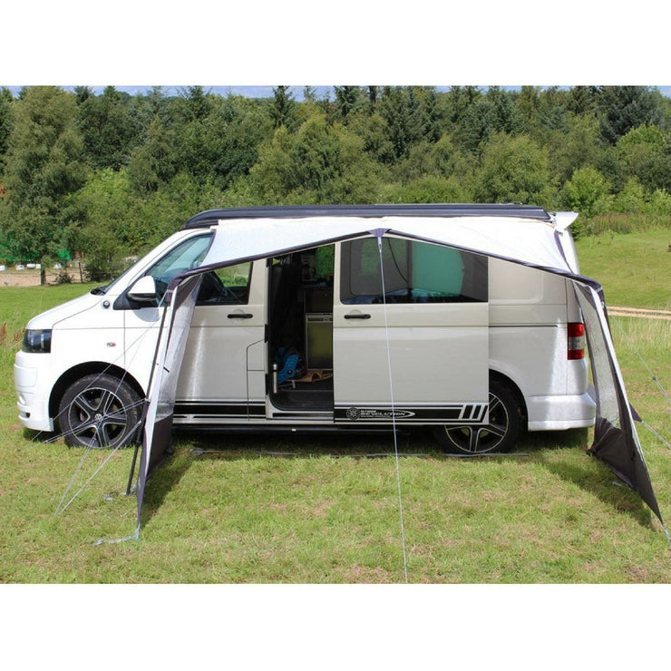 Outdoor Revolution Tech-Line Canopi Low/Mid/High (2018) - Quality Caravan Awnings