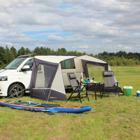 Image of Outdoor Revolution Tech-Line Canopi Low/Mid/High (2018) - Quality Caravan Awnings
