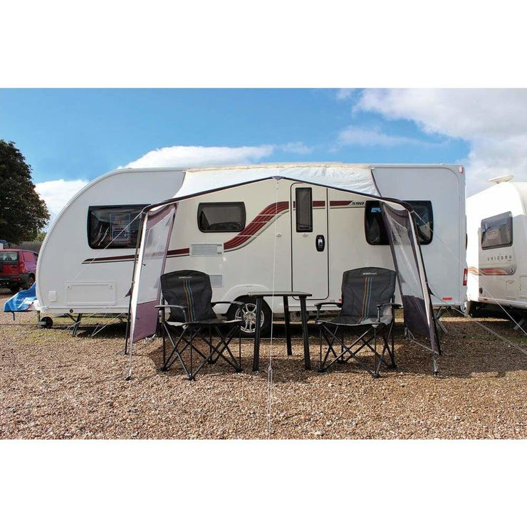 Outdoor Revolution Techline Awning Canopi Midline ORBK3620 (2019) - Quality Caravan Awnings