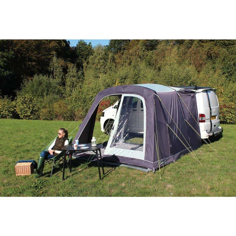 Outdoor Revolution Turismo Air Inflatable Driveaway Awning ORBK0140 (2019) - Quality Caravan Awnings