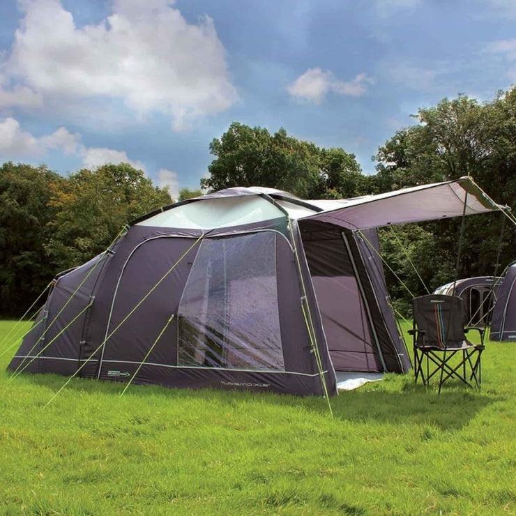 Outdoor Revolution Turismo XLSA² Tent GEM1705 (2018) - Quality Caravan Awnings