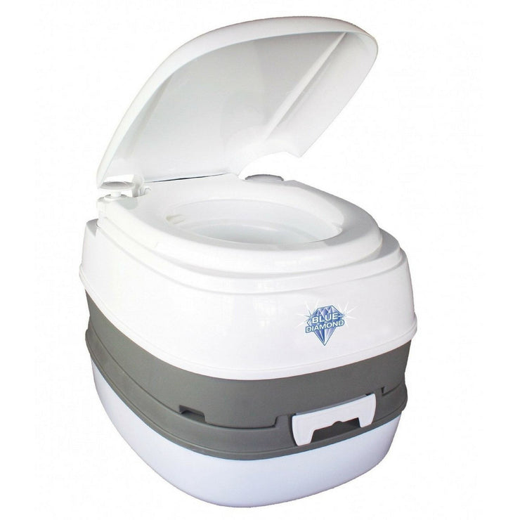 Outdoor Revolution When nature calls flushing toilet 16 litre WAT225 - Quality Caravan Awnings