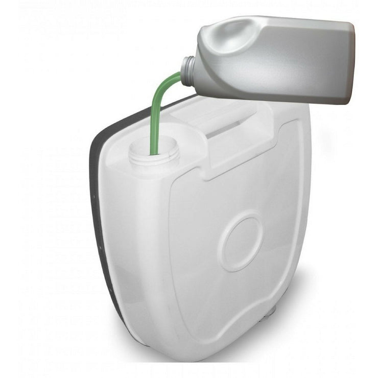 Outdoor Revolution When nature calls' flushing toilet 16 litre WAT225 - Quality Caravan Awnings