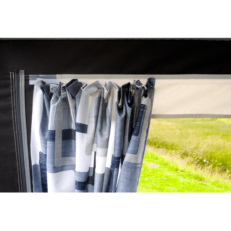 Walker Patio Canopy Curtains made by Walker. A Add-ons sold by Quality Caravan Awnings