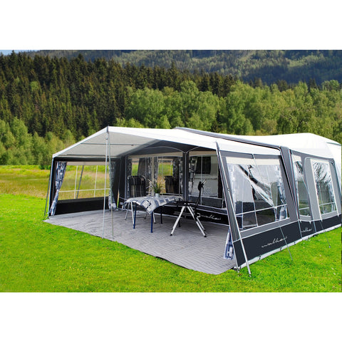 Walker Patio Canopy for Caravan Awning (2018) + Free Storm Straps - Quality Caravan Awnings