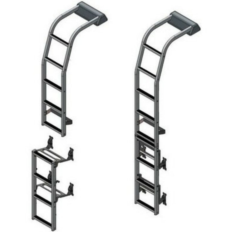 Project 2000 Two Part Ladder - Quality Caravan Awnings