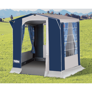 Leinwand Ronda Kitchen & Storage Tent 150CM X 120CM made by Leinwand. A Kitchen Tent sold by Quality Caravan Awnings
