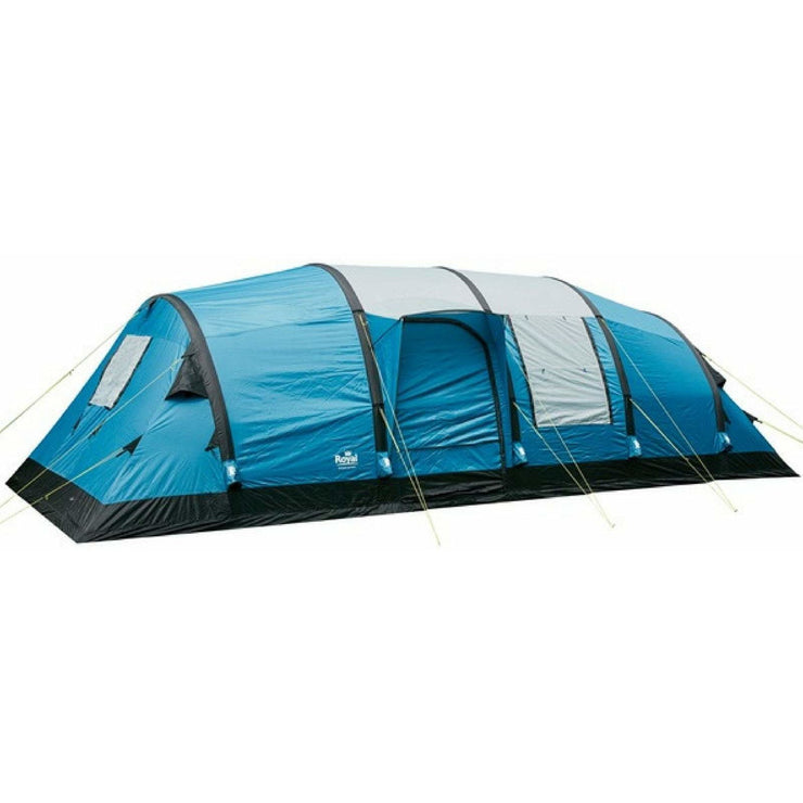 Royal Atlanta Air 8 Person Tent - Blue Air Tent 302618 - Quality Caravan Awnings