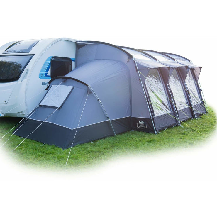 Royal Awning Annexe - Grey 302636 - Quality Caravan Awnings