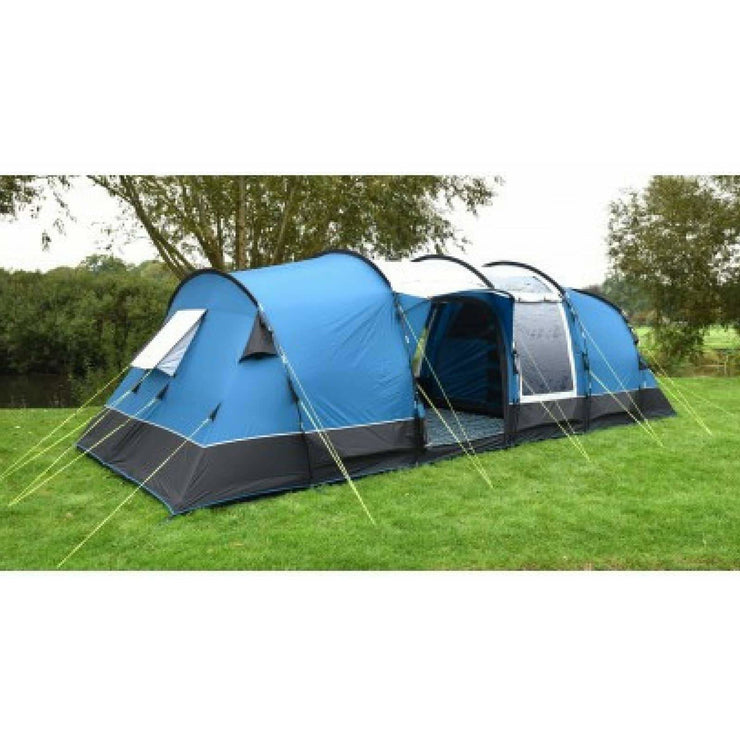 Royal Buckland 8 Person - Blue Pole Tent 302630 - Quality Caravan Awnings