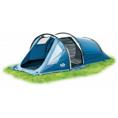 Royal Campden 3 Person - Blue Tent 302626 - Quality Caravan Awnings
