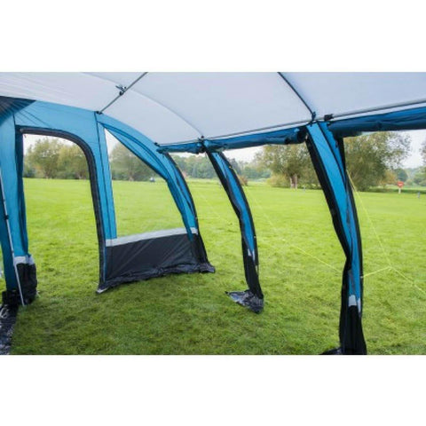 Royal Oxhill 390 - Blue Awning 302628 - Quality Caravan Awnings