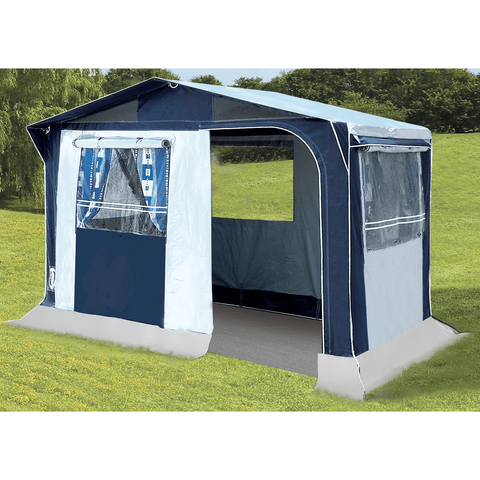 Leinwand Space Kitchen & Storage Tent 280CM X 140CM made by Leinwand. A Kitchen Tent sold by Quality Caravan Awnings