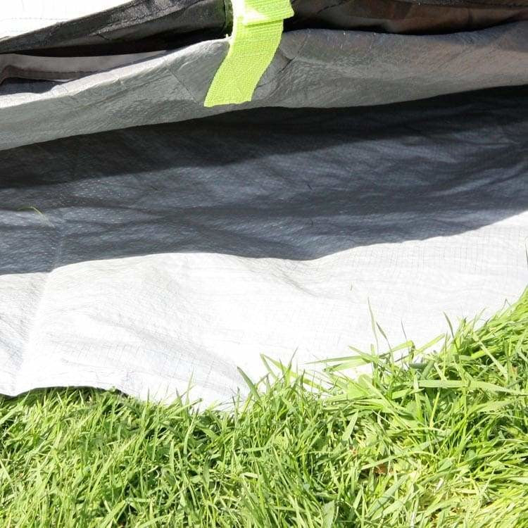 Sunncamp Swift Van 325 Footprint Groundsheet FC1086
