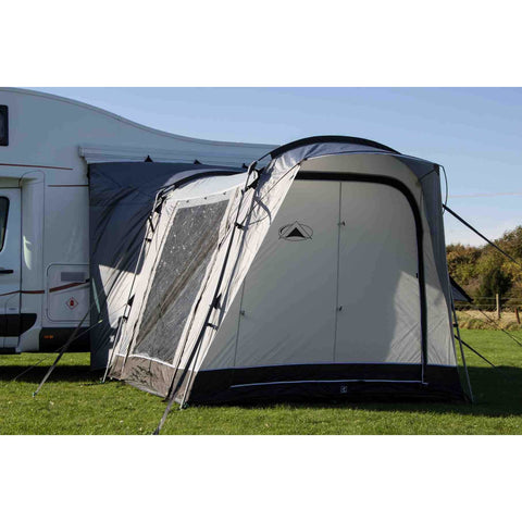 Image of Sunncamp Silhouette 250 Motor Grande <240cm Motorhome Awning SF8048 - Quality Caravan Awnings