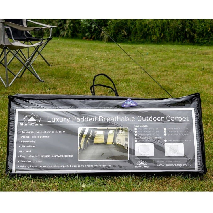 Sunncamp Spectre 600 Tent Fitted Carpet CC1155