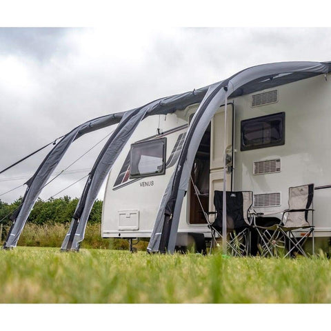 Sunncamp Arco Air Sun Canopy 300 (Dual Beading) SF2014 + Free Stormstraps