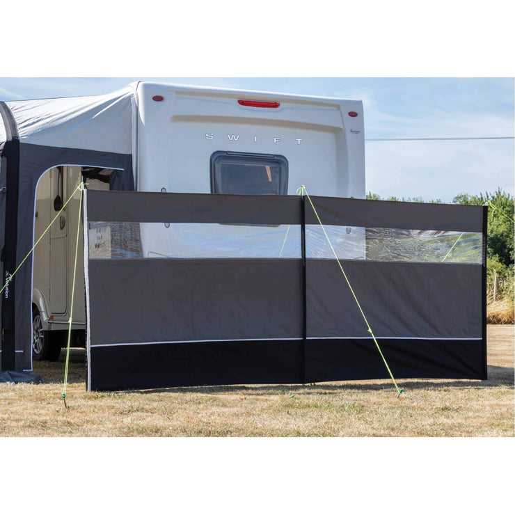 Sunncamp Awning Windbreak (2019) - Quality Caravan Awnings