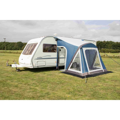 Image of Sunncamp Dash 220 Air Inflatable Caravan Awning Driveaway SF7893 (2020)