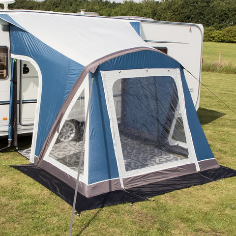Image of Sunncamp Dash 220 Air Inflatable Caravan Awning Driveaway SF7893 (2019)