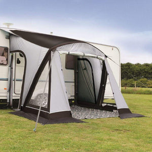 Sunncamp Dash 260 Air Awning SF2030 + Free Storm Straps (2020)
