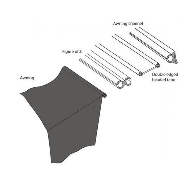 Sunncamp Drive Away Kit DT0084 - Quality Caravan Awnings
