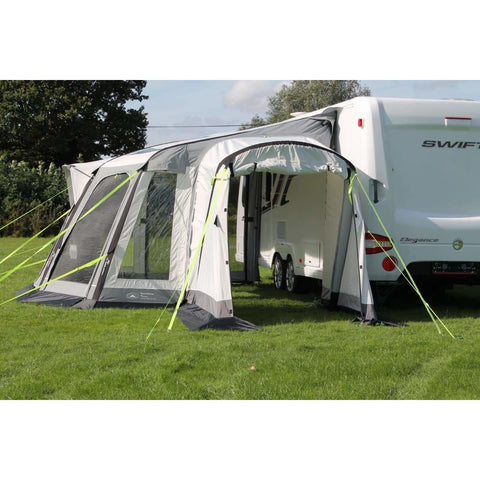 Image of Sunncamp Inceptor Air Annexe Plus for Caravan Awning SF7813 (2019)
