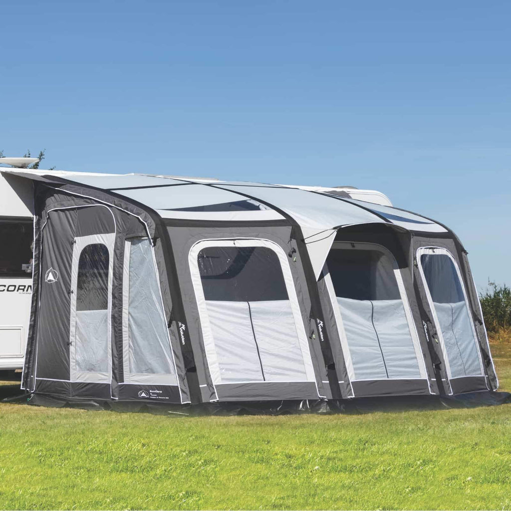 Sunncamp Inceptor Air Extreme 390 Inflatable Caravan ...