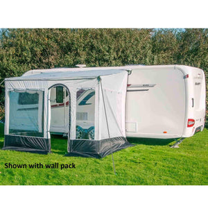 Sunncamp Protekta 10 Wall Pack for Awning Canopy - Quality Caravan Awnings