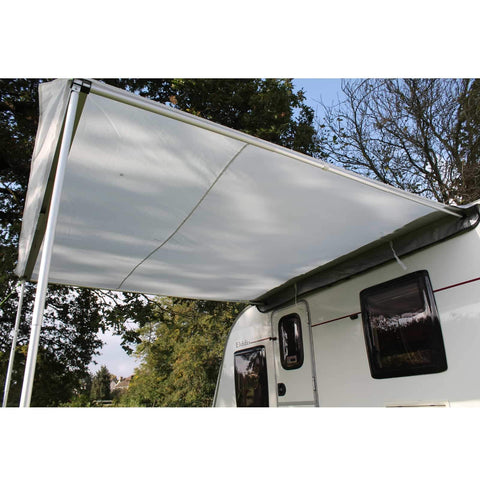Image of Sunncamp Protekta Roll Out Sun Awning Canopy - Quality Caravan Awnings