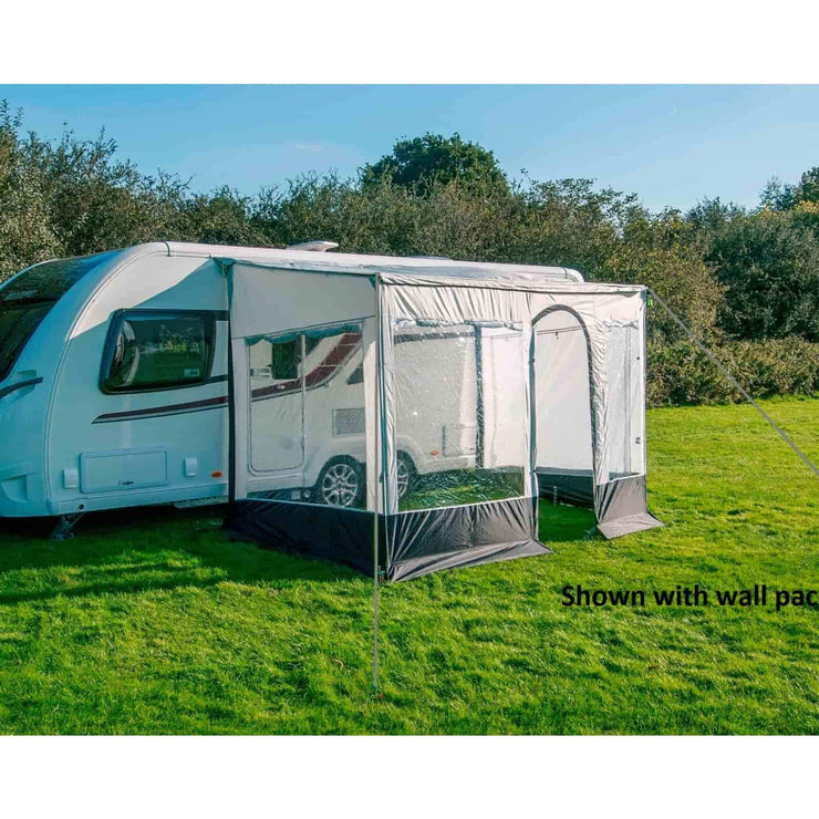 Sunncamp Protekta Roll Out Sun Awning Canopy - Quality Caravan Awnings