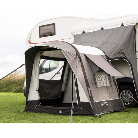 Image of Sunncamp Silhouette Motor Air 225 Plus Motorhome Awning SF7866 - Quality Caravan Awnings