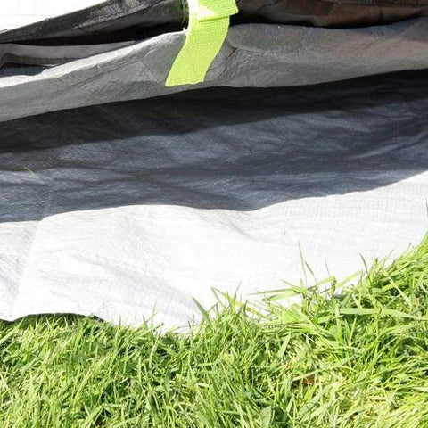 Sunncamp Silhouette Motor Footprint Groundsheet FC1058 (2019) - Quality Caravan Awnings