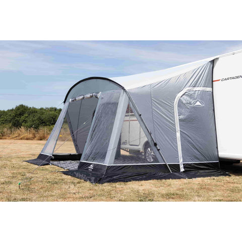 Image of Sunncamp Swift 390 Deluxe Caravan Porch Awning (2019)