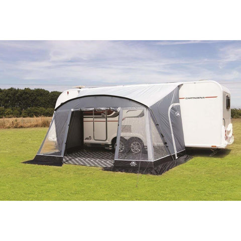 Image of Sunncamp Swift 390 Deluxe Caravan Porch Awning (2020)