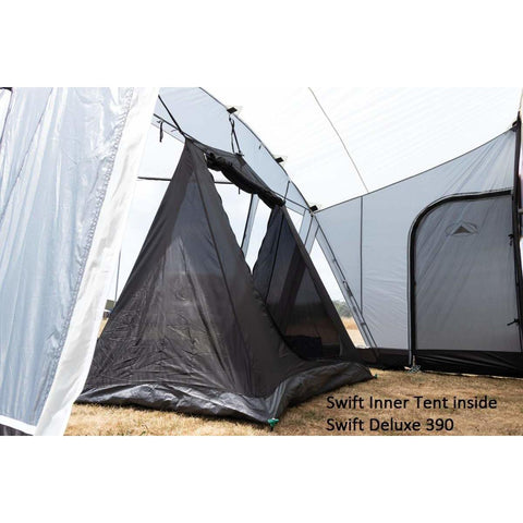 Image of Sunncamp Swift 390 Deluxe Caravan Porch Awning (2021)