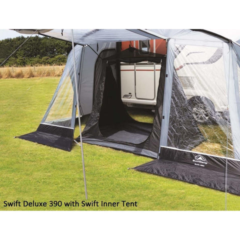 Sunncamp Swift 390 Deluxe Caravan Porch Awning (2021)
