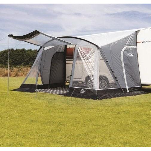 Sunncamp Swift 390 Deluxe Caravan Porch Awning 2019