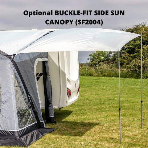 Sunncamp Swift Air SC 260 Caravan Awning SF2028 + Free Stormstraps
