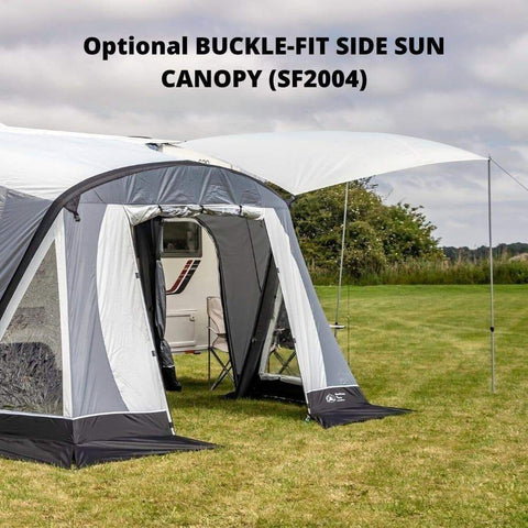 Sunncamp Swift Air SC 325 Caravan Awning SF2027 + Free Stormstraps