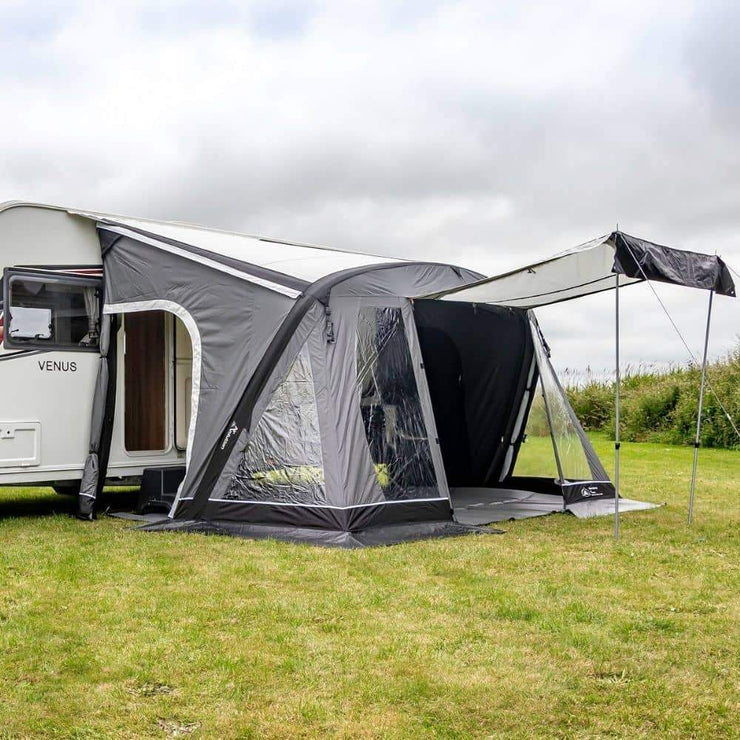 Sunncamp Swift Air Extreme 325 Caravan Awning SF2002 + Free Air Storm Bars