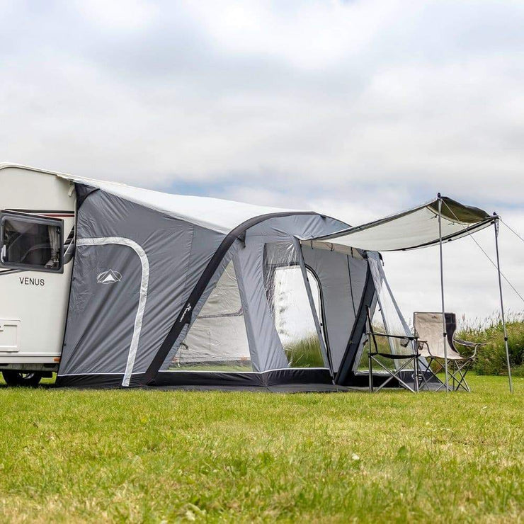 Sunncamp Swift Air SC 390 Caravan Awning SF2026 + Free Stormstraps
