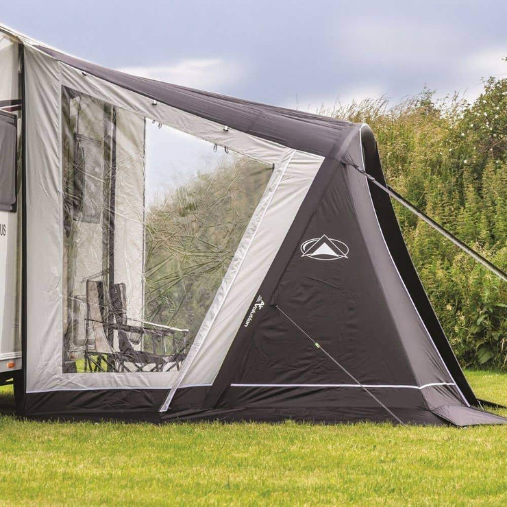Sunncamp Swift Air Sun Canopy 390 SF2012 + Free Stormstraps