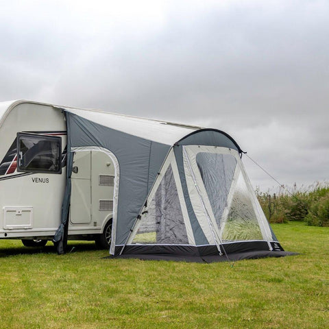Sunncamp Swift Deluxe SC 260 Caravan Awning SF2067 + Free Stormstraps